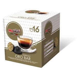 Caffe Molinari Espresso Oro